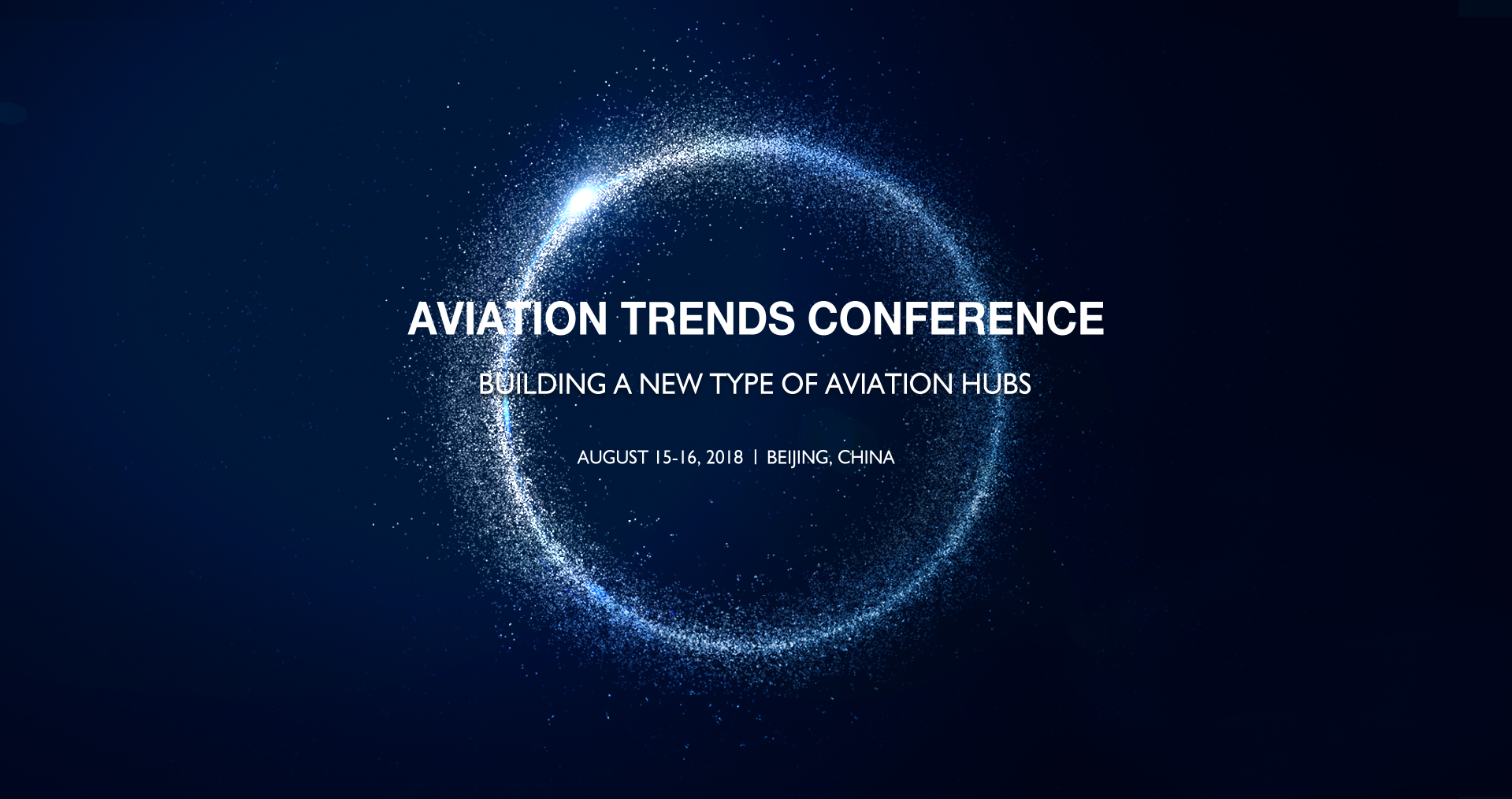 The Aviation Trends Conference 2018